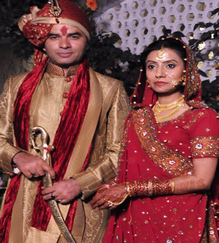 mohit chauhan and wife
