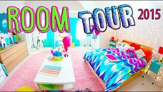 ella elbells diy room decor - YouTube