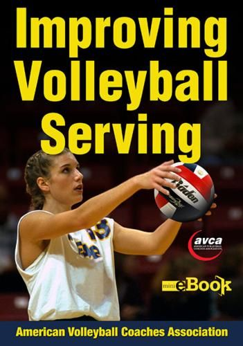 In Improving Volleyball Serving, coaches will learn how to integrate serving drills into practice so that players come away from each practi...