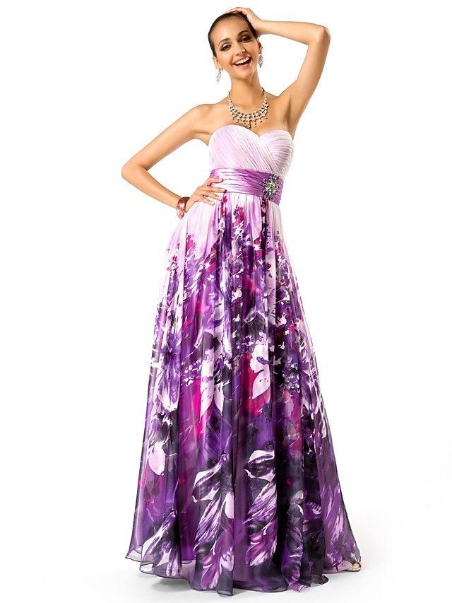 Mejores 21 imágenes de Dresses en Pinterest | Damas de honor, Gasa y ...