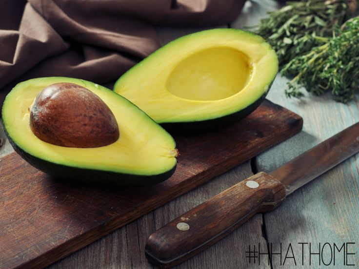 Avocado; good for your skin and health. Do you like them or hate them? #hhathome #happyandhealthyathome
