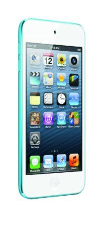 Apple iPod touch 32GB Blue (5th Generation) NEWEST MODEL Apple,http://www.amazon.com/dp/B0097BEF7M/ref=cm_sw_r_pi_dp_Gc9Rsb0MXSY6FJHK #NotABox #UPSHappy