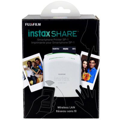 I SO want one!! Fujifilm Instax Share™ Smartphone Wireless Printer SP-1