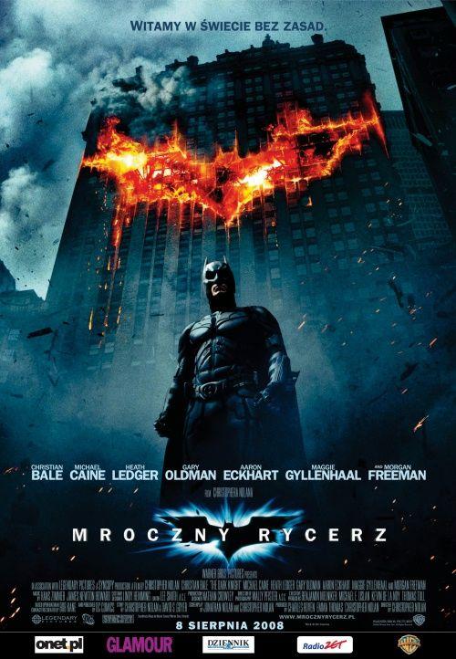 Mroczny Rycerz / The Dark Knight (2008)