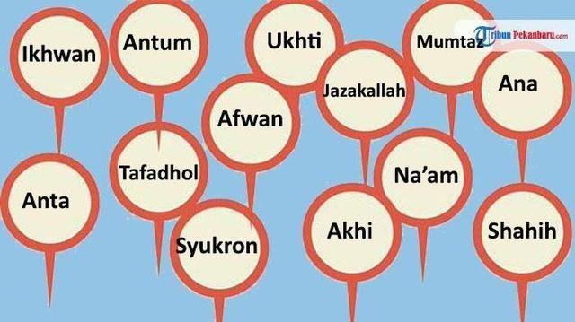 Kamus Bahasa Arab Apa Arti Jazakallah Syukron Barakallah Afwan Hingga Ahlan Wa Sahlan Mahasiswa Kata Kata Bijak