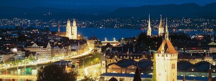 Zürich City Center in Zürich, Zürich