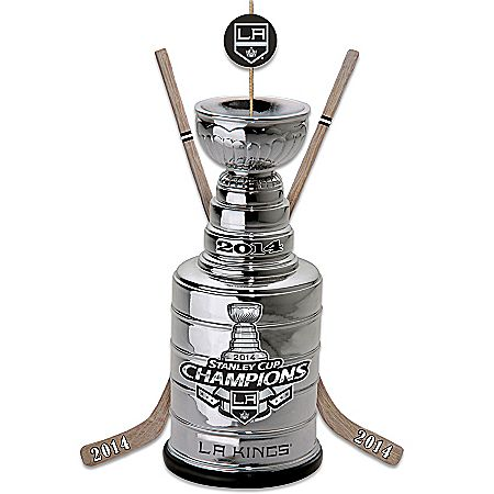 Ornament: Los Angeles Kings® 2014 Stanley Cup® Trophy Ornament