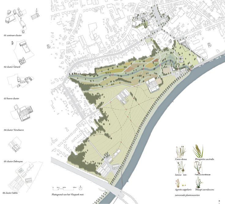 Vlaspark Kuurne, DELVA Landscape Architects + Plus Office   BETA