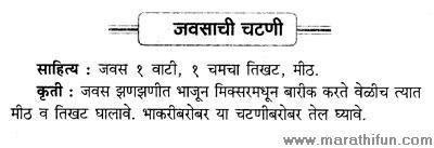 Jawasachi-Chatni