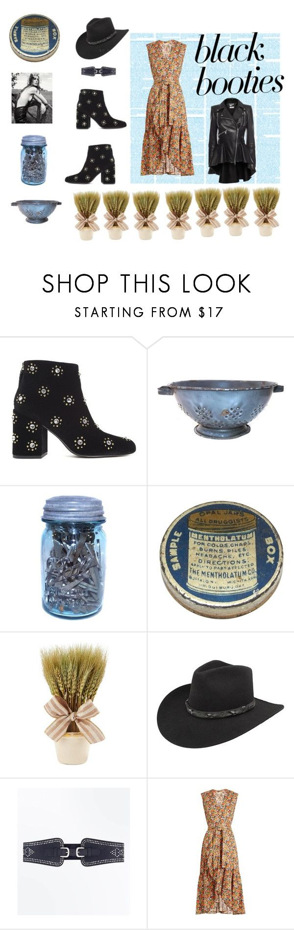 """""""Northern girl"""" by cschorr-1 on Polyvore featuring Senso, Bailey Western, New Look, Rebecca Taylor and Alexander McQueen"""