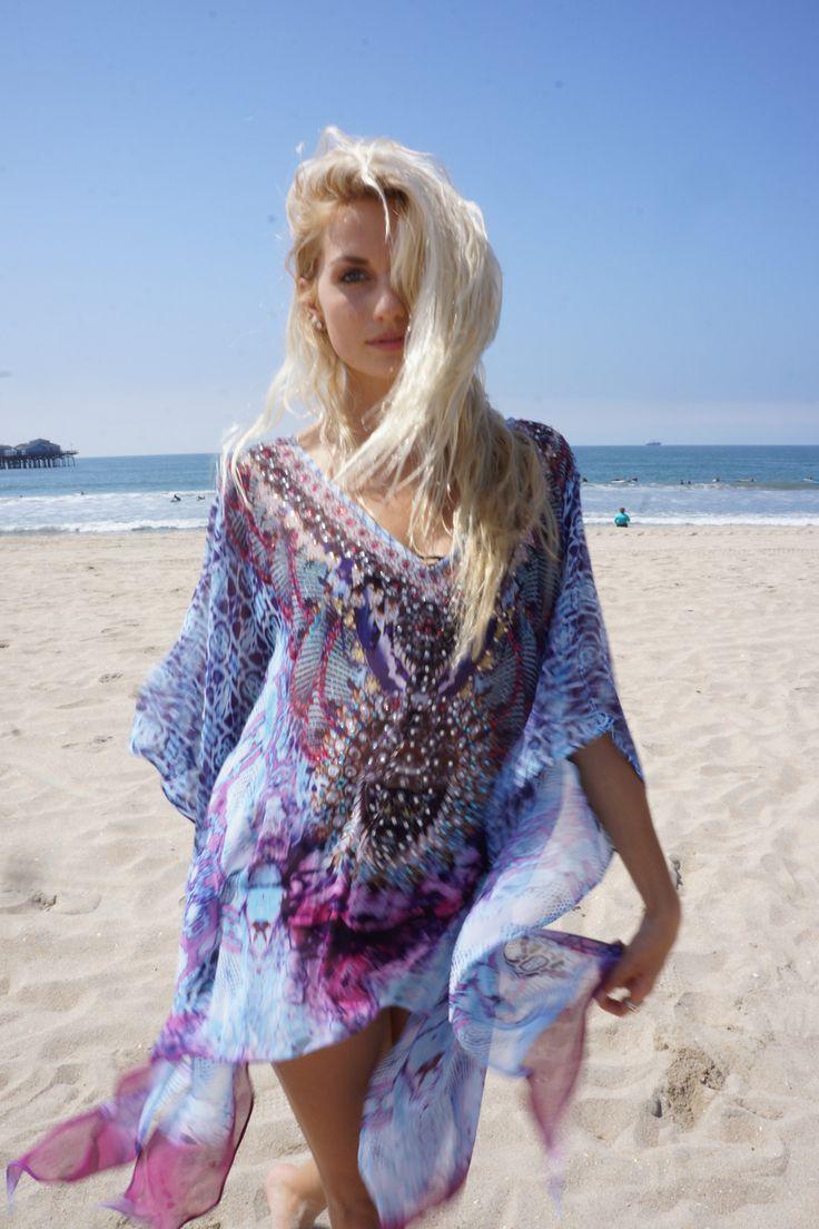 Mermaid Tops with Fluttering Sleeves – www.LUXEISLE.com