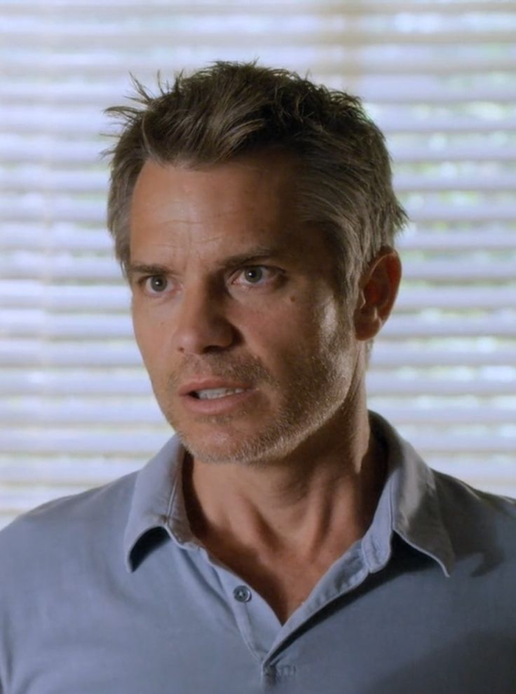 Timothy Olyphant in Santa Clarita Diet | Lovely People ...