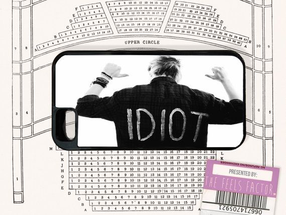 5sos Michael Idiot Fan Made Phone Case by TheFeelsFactor on Etsy, $15.00