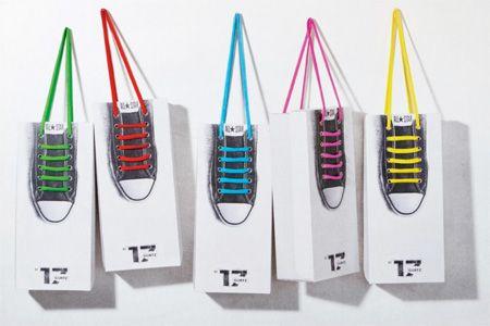 shoebox designed for Görtz 17's converse collection PD