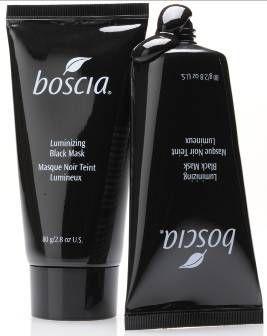 Boscia Luminizing Black Mask: Always polarizing, but those who love it love it lots!