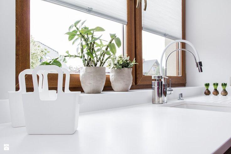 JODŁA /_\ MINIMALIZM UDOMOWIONY - zdjęcie od KASIA ORWAT home design - Kuchnia - Styl Minimalistyczny - KASIA ORWAT home design