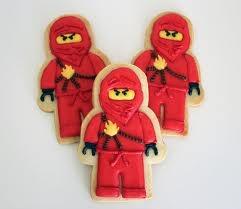 lego ninja cake - Google Search
