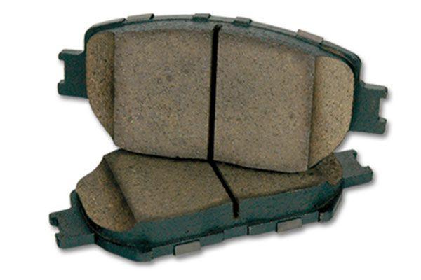 Posi Quiet Ceramic Brake Pads - SHIPS FREE