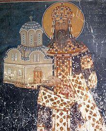 Nikodim I co-founded 14th century Serbian Orthodox  Vratna monastery alongside Serbian king Stefan Milutin  (1282–1321) of the Nemanjić dynasty .