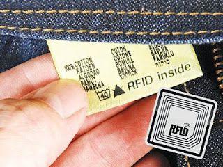 HXOS NEWS: Τσιπάκι κρυμμένο σε επώνυμα ρούχα