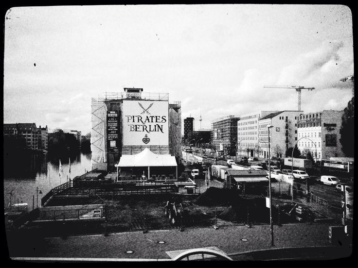Grenzkontrolle @ Oberbaumbrücke