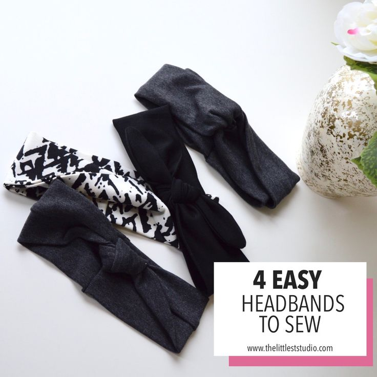 Great for Beginners! All the headband styles you'll ever need :)