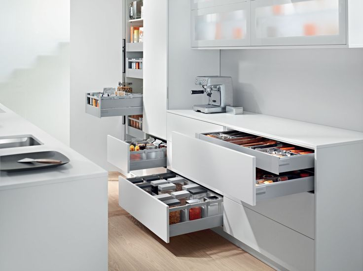 The 57 best BLUM images on Pinterest | Kitchens, Kitchen drawers and ...