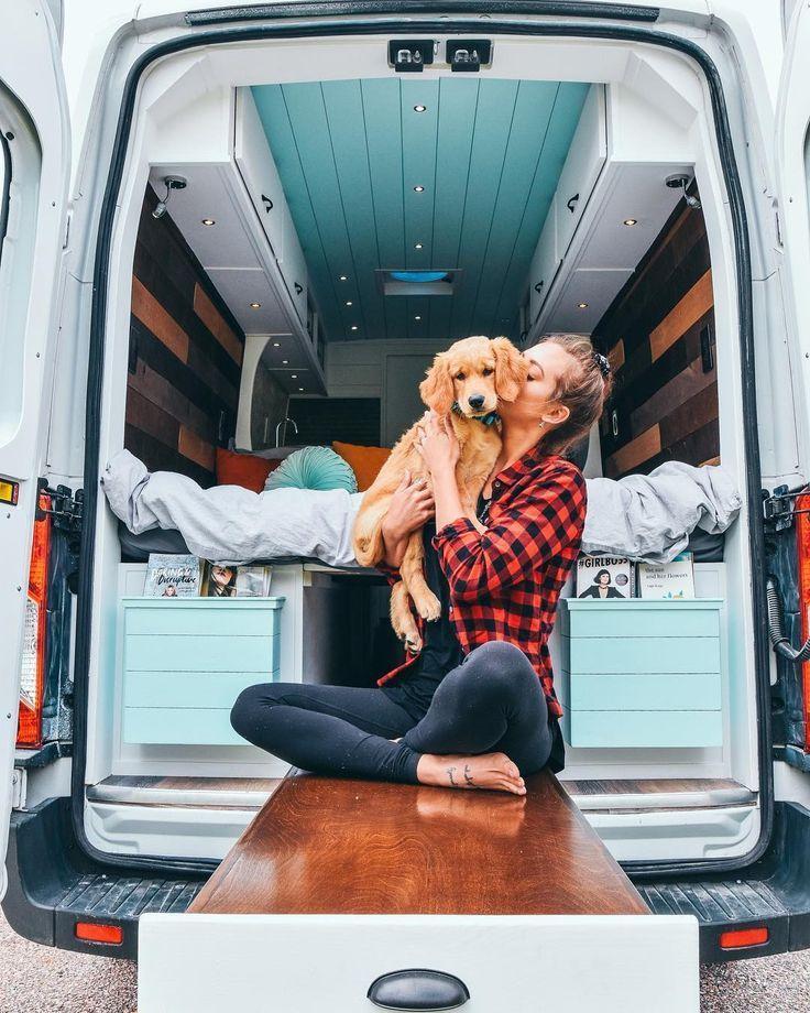 Van Life | Als alleinstehende Frau auf Nummer sicher gehen – Leben auf der Straße – Van life …