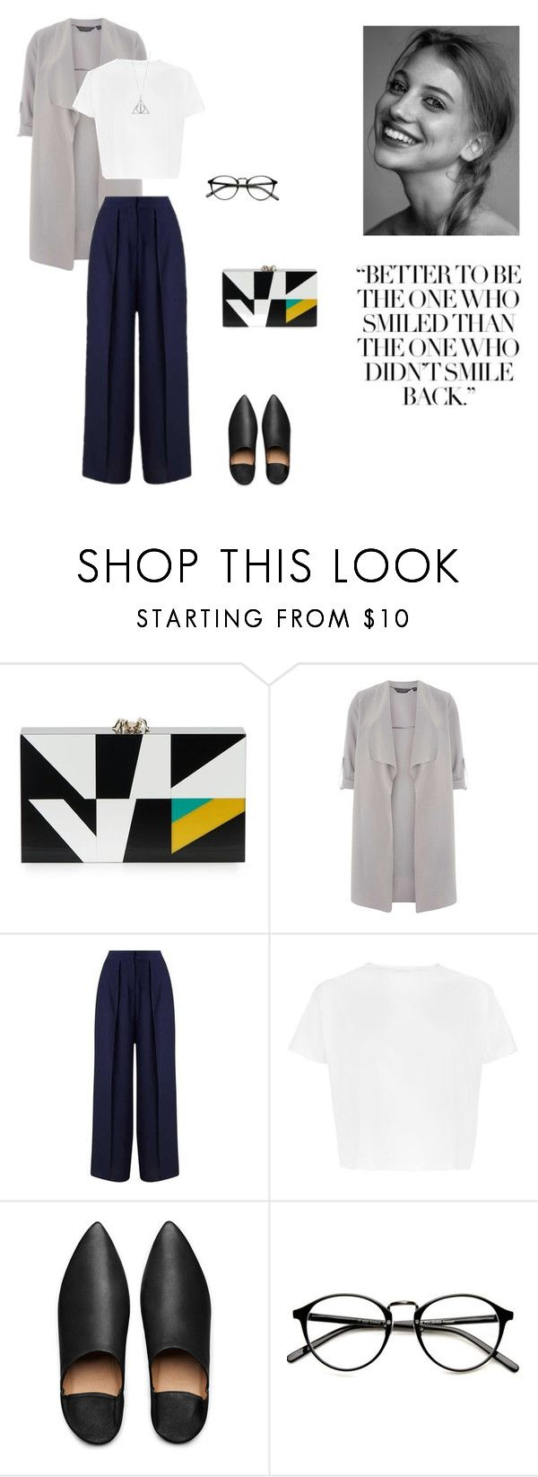 """""""Vol 2. 12/09"""" by dorey on Polyvore featuring Charlotte Olympia, Dorothy Perkins, Miss Selfridge and Acne Studios"""