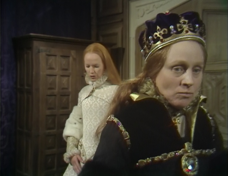 """In """"Elizabeth R,"""" Mary is angry, suspicious, needy, fanatical and pathetic"""