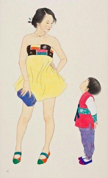 by Shin Sun mi