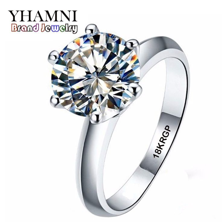 cheap ring report buy quality ring simulator directly from china ring coral suppliers real white gold ring stamp rings set 3 carat cz diamant wedding - Cheap Wedding Rings Online