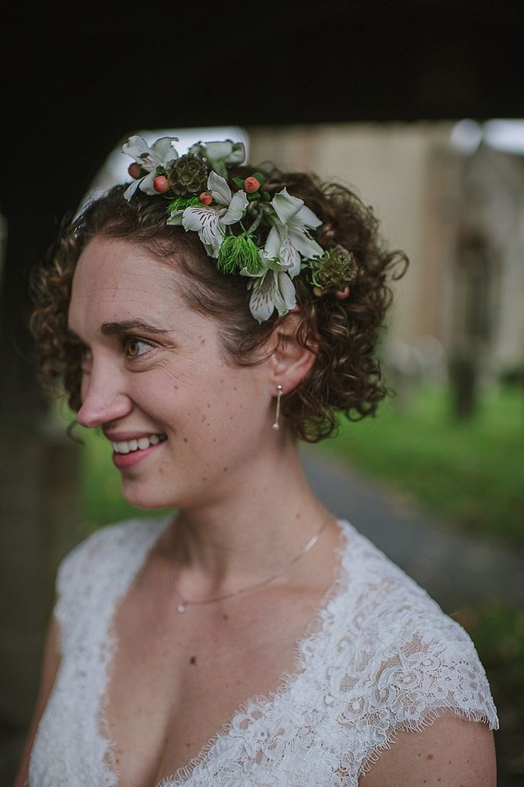 17 Best Images About Bridal Headgear Flowers And Foliage