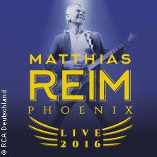 """Matthias Reim - Phoenix Live 2016 // 25.06.2016 - 07.01.2017  // 25.06.2016 21:00 FRAUENHAIN/Insel Frauenhain // 23.07.2016 20:00 KAMENZ/Hutbergbühne Kamenz // 30.07.2016 20:00 REHNA/Reitplatz Rehna // 06.08.2016 21:00 LANDSBERG B. HALLE, SAALE/Freilichtbühne Landsberg // 12.08.2016 20:00 WITTENBERGE / PRIGNITZ/Elblandbühne """"Alte Ölmühle"""" Wittenberge // 13.08.2016 19:30 HAMBURG/Stadtpark Freilichtbühne // 20.08.2016 21:00 CHEMNITZ/Wasserschloss Klaffenbach // 26.08.2016 19:30…"""