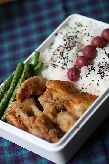 Japanese bento box: Bento Lunches, Lunch Boxes, Bento Ideas, Bento Boxes Meals, Oh Bento, Lunches Boxes, Japanese Bento, Simple Bento, Japan Bento