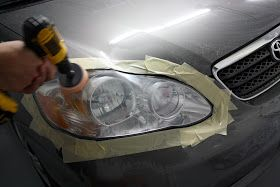 all things katie marie: Headlight Repair