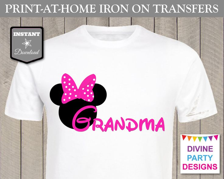 78 best images about printable iron on transfers on for Printing your own t shirts at home
