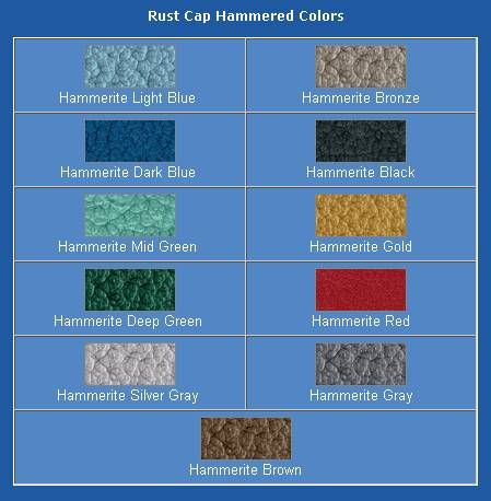 Hammerite color chart mirrors pinterest colors color charts and