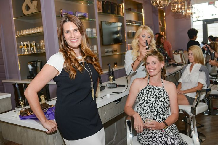 Hot mom party: Memorial moms get beautiful at newest hot spot