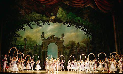 Sleeping Beauty Ballet♥.•:*´¨`*:•♥.