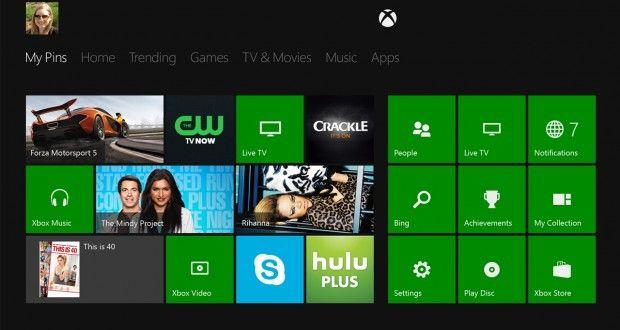 In un filmato non ufficiale è stata mostrata la Xbox One Dashboard, la nuova interfaccia grafica della console next-gen di Microsoft.