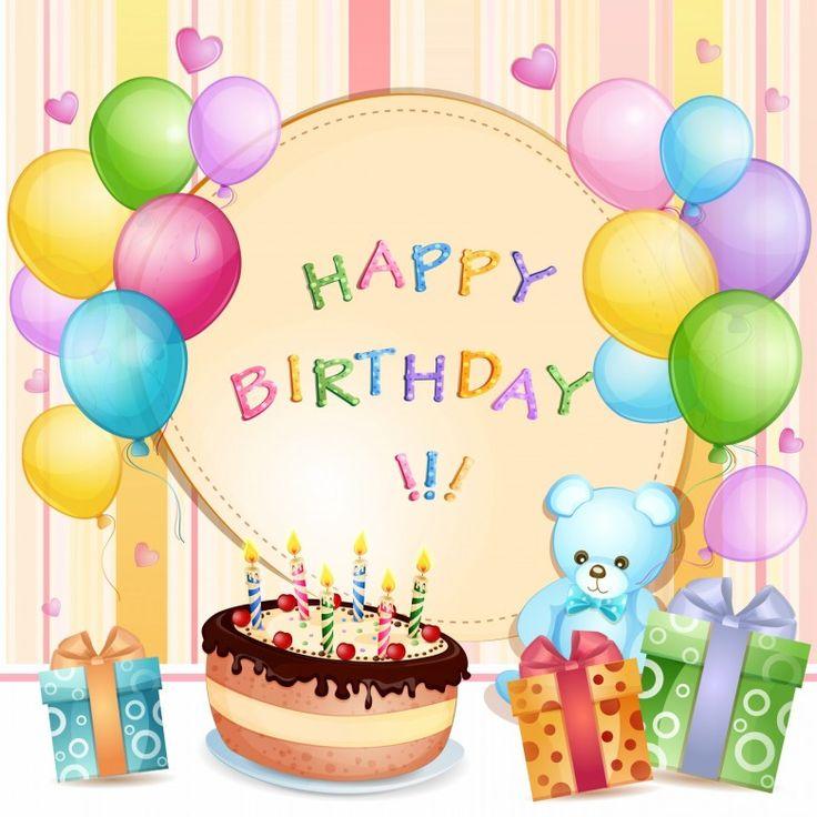 Birthday Cards, Free Large Sizes 1