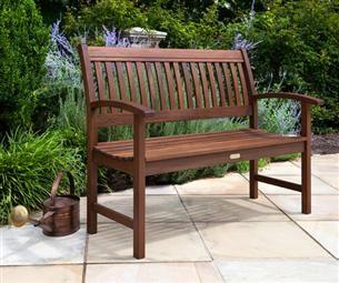 Garden Bench · Wood Patio FurnitureGarden ...