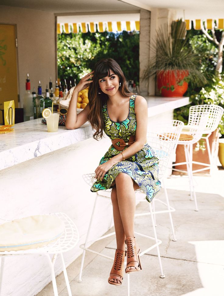 Hannah+Simone's+No-Stress+Summer+Style+ - GoodHousekeeping.com