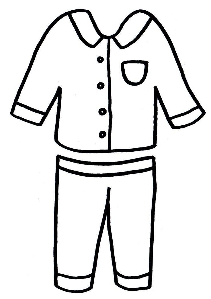 Aankleed Jules - Pyjama