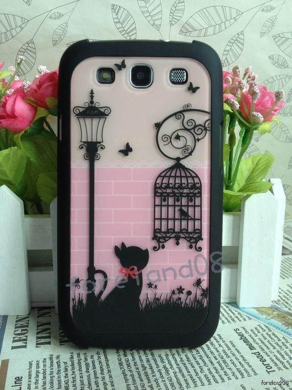 phone cover, very cute