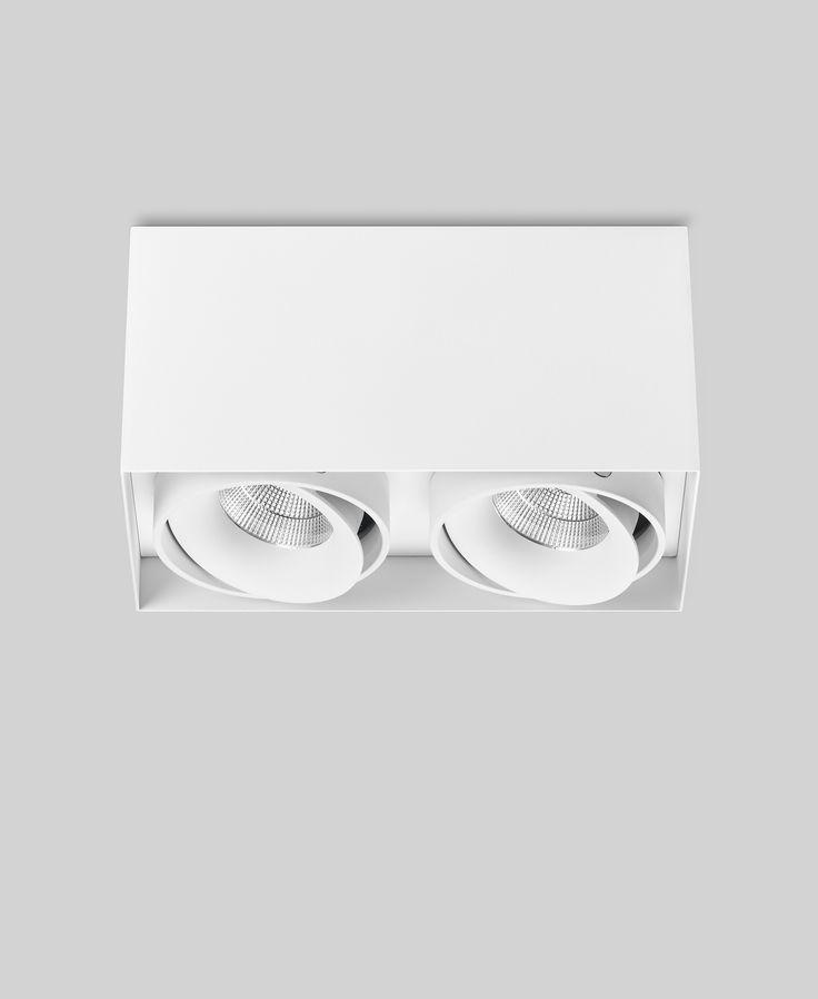 Predigerbase P044 Ausrichtbare LED Deckenstrahler E 2er Kaufen Im Deckenleuchten Online Shop