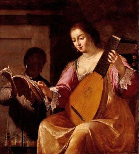 17 best images about baroque guitar on pinterest baroque for Famous artist in baroque period