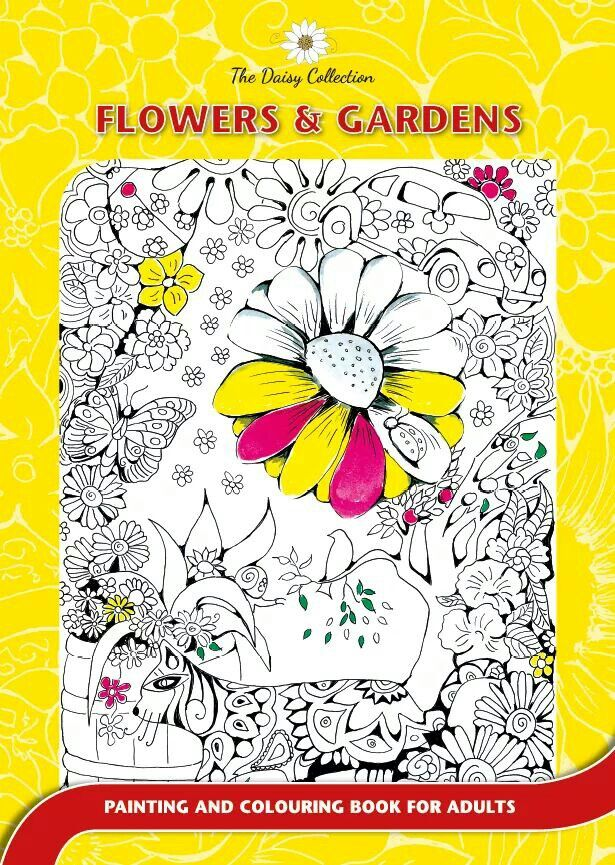 My book The Daisy Collection