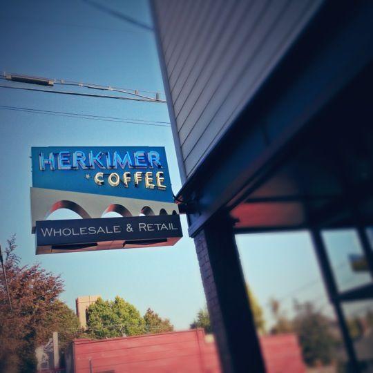 Herkimer Coffee in Seattle, WA